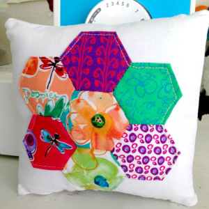 Hexi Pincushion Tutorial