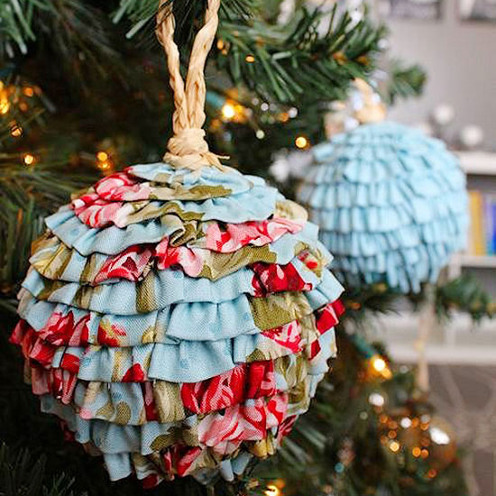 Frilly and Flouncy Ornament | SimplyNotable.com