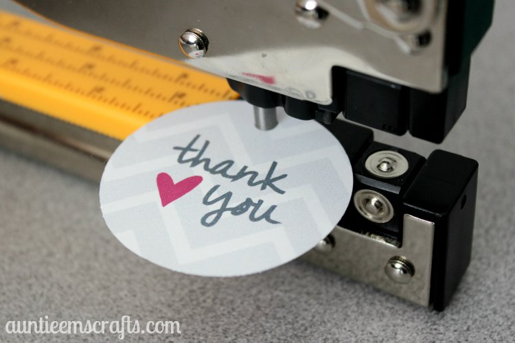 Last Minute Nurse Thank You Bags | AuntieEmsCrafts.com